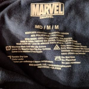 Marvel Shirts - Captain America hooded T-shirt